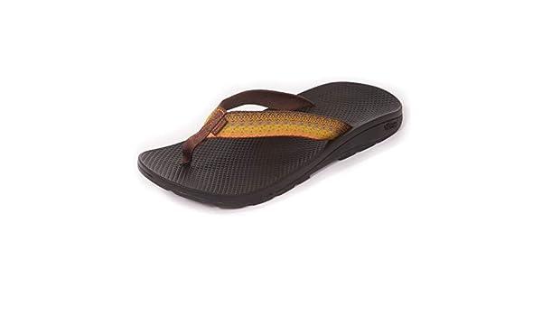 e0df7c6bfbb4 Amazon.com  Fishpond + Chaco Native Flip Flops 13  Sports   Outdoors