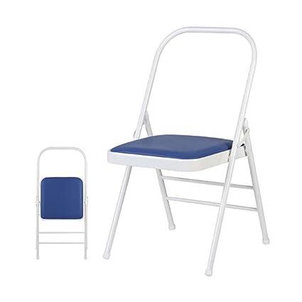 Amazon.com: QQXX Folding Chairs CJC Friends of Meditation ...