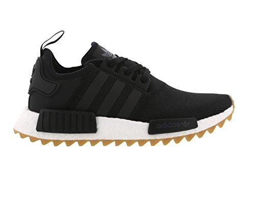 adidas Originals NMD_R1 Trail W Unisex Scarpe da Ginnastica da Corsa Sneakers - Core Bianco Nero S81046, 40 EU