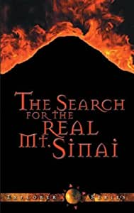 The Search for the Real Mt. Sinai [VHS]