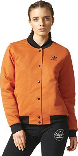 Chaqueta Adidas Bh Bomber W Naranja q0naxXEZw