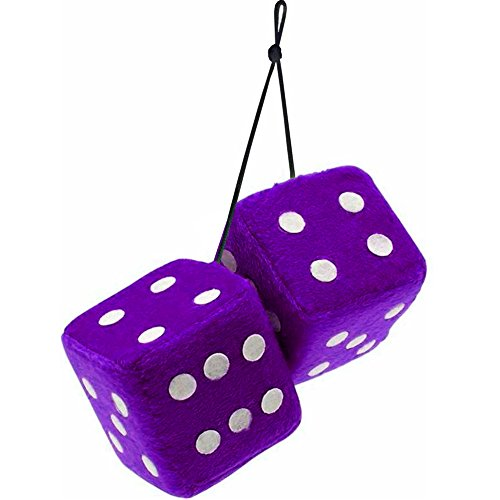 Car Dice Hanging Accessories FunnyPartyHats
