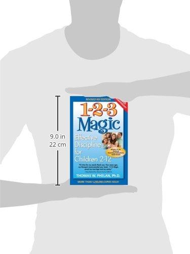 1-2-3 Magic: Effective Discipline for Children 2–12: Thomas W ...