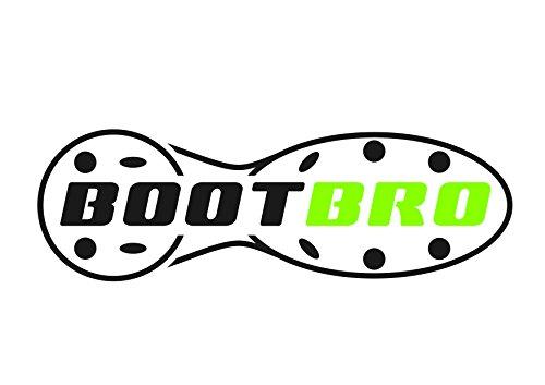 Bootbro® - limpia fácilmente las botas de fútbol y de rugby sin el lío!