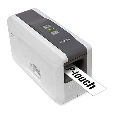 Brother PC-Connectable Label Maker with Auto Cutter (PT-2430PC) - 24 Thermal Printer Cutter