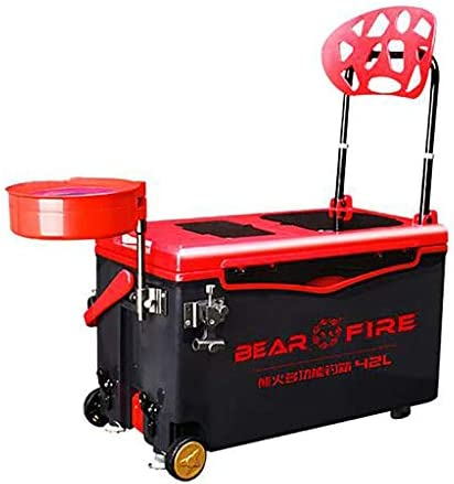 アクセサリー多機能フィッシングボックスセット42リットル大容量断熱フィッシングボックスシート屋外競争力のある貯蔵魚バケツ