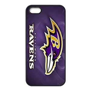 Purple ravens Cell Phone Case for iPhone 5S by icecream design