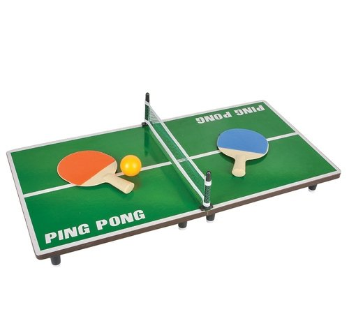 24''X12'' PING PONG GAME, Case of 4 by DollarItemDirect