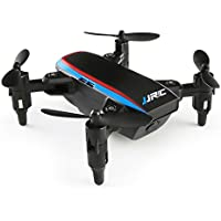 YJYdada JJRC H53W Mini Foldable Pocket Drone Mini FPV Quadcopter Selfie 480P Wifi Camera