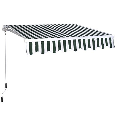 alitop-manual-patio-64x5-retractable-deck-awning-sunshade-stripe-green-white