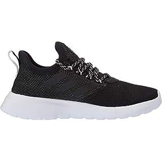 adidas Lite Racer Black/White Textile 7.5 B (M)