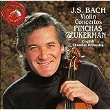 Bach: Violin Concertos, No. 1 in A Minor, BWV 1041 / No. 2 in E Major, BWV 1042 / No. 5 in F Minor, BWV 1056 / in D Minor, BWV 1043