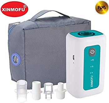 XINMOFU Portable Rechargeable Ozone CPAP Cleaner and Sanitizer
