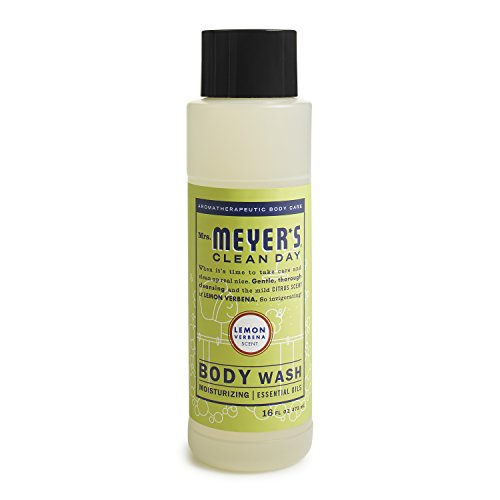 Mrs. Meyer's Body wash, Lemon Verbena, 16 fl oz