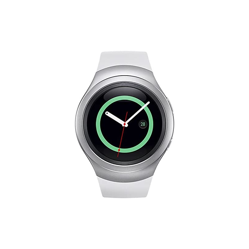 Samsung Gear S2 Smartwatch Silver (US Ve