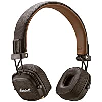 Marshall Major III Bluetooth Wireless On-Ear Headphone (Brown)