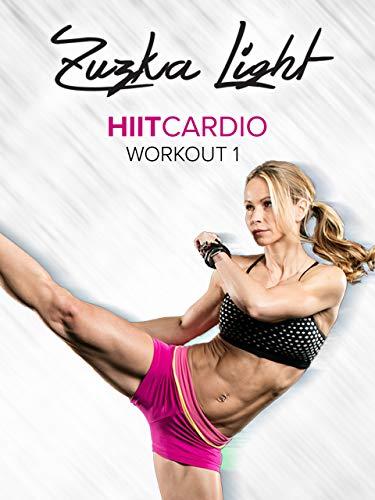 Zuzka Light: HIIT Cardio Workout 1