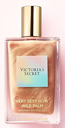 - Victoria Secret NEW! Very Sexy Now Wild Palm Shimmer Bronze Fragrance Oil