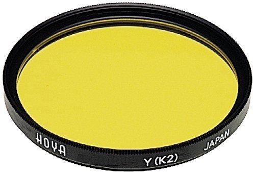 Hoya 67mm Yellow K2 Multi Coated Glass Filter by Hoya