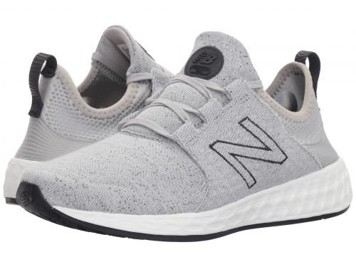 New Balance Damen Fresh Foam Cruz Hoody Pack Laufschuhe, Hg Light Grey