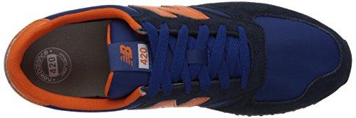 New Balance U420 - Zapatillas para mujer azul - Blau (SBO BLUE)