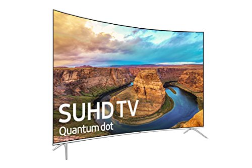 Samsung UN49KS8500 Curved 49-Inch 4K Ultra HD Smart LED TV (2016 Model)