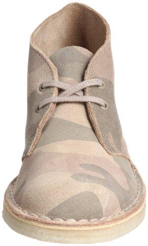 da donna Clarks Originals sand Boot di beige Stivali Multi Desert wxFCAq1w