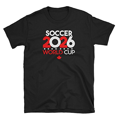 Mechali Products Hosting Country Canada FIFA Soccer World Cup 2026 Short-Sleeve T-Shirt.
