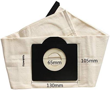 Leijing - Bolsas de Filtro Lavables para aspiradora Karcher WD3 Rremium WD3200 SE4001 WD3300 wd2 Premium SE 4000 MV3: Amazon.es: Hogar