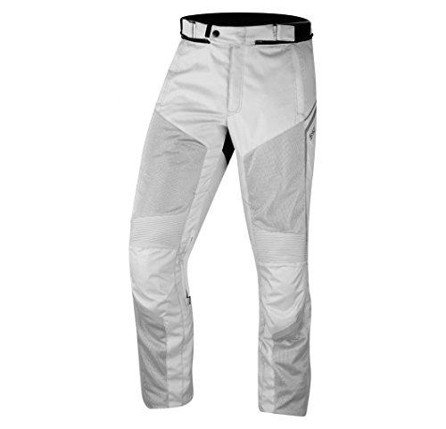 IXS Women's Archer Pants (Light Grey, Medium) ()
