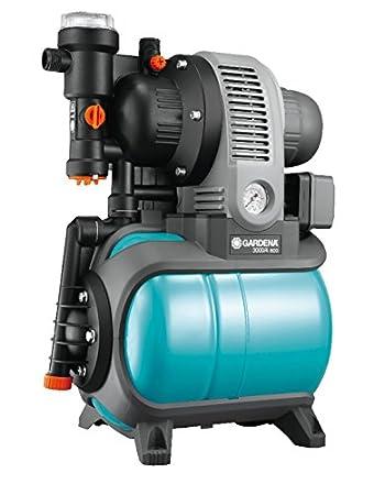 Bevorzugt GARDENA Classic Hauswasserwerk 3000/4 eco: Hauswasserpumpe mit CC07