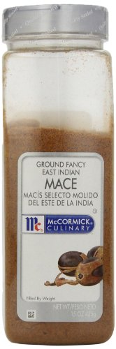 - McCormick Mace, Fancy Ground East Indian, 15-Ounce Plastic Bottle