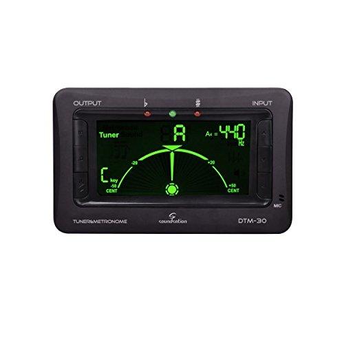Soundsation DTM30 Accordatore Cromatico e Metronomo