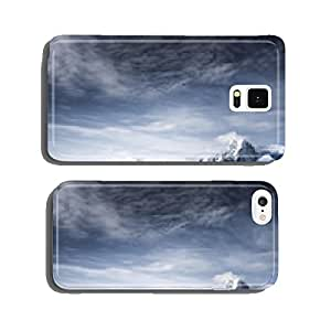 Snow-capped mountains cell phone cover case iPhone6 Plus