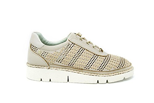 Blanc Pikolinos À Ville Ivoire Lacets Chaussures De Pour Homme xZZ0Ffg