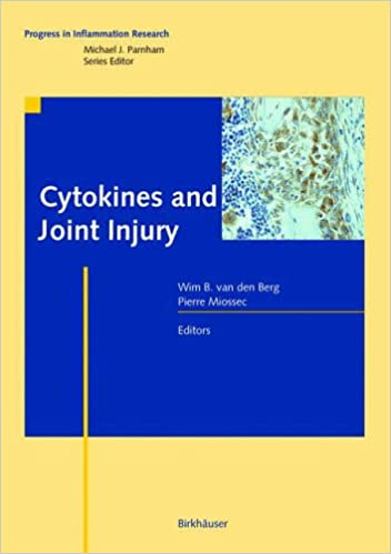 Cytokines and Joint Injury (Progress in Inflammation Research)