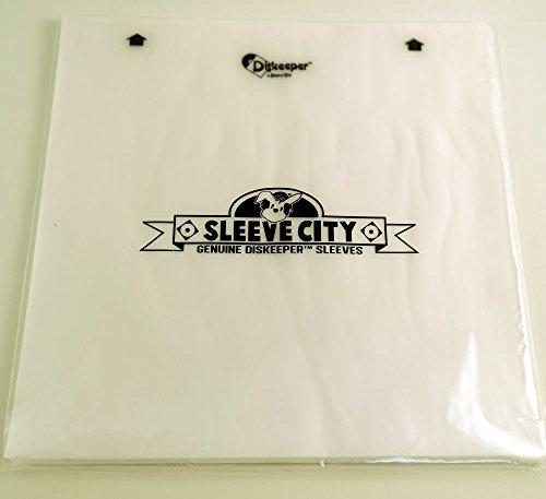 Diskeeper Antistatic Record Sleeves Pack