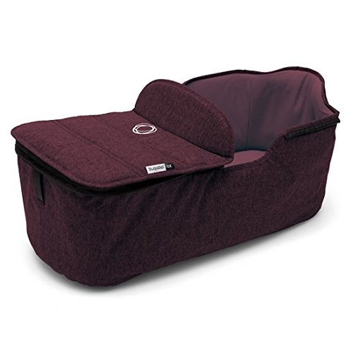 Bugaboo Fox Bassinet Tailored Fabric Set in Red Melange