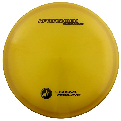 Pro Line Mid Range Disc - DGA ProLine Aftershock Mid-Range Golf Disc [Colors May Vary] - 160-166g