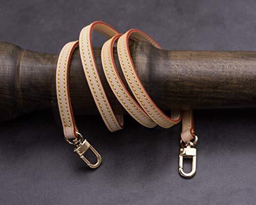 062c5453a57d Vachetta Leather Strap for Shoulder Bag Long Cross Body Strap for Small  Bags Pochette Mini NM Eva Favorite PM MM (Vachetta Strap 47 inches(120cm))