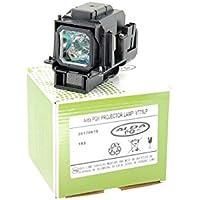 Replacement Projector Lamp VT75LP for NEC LT280, LT375, LT380, LT380G, VT470, VT670, VT675, VT676, VT75LP