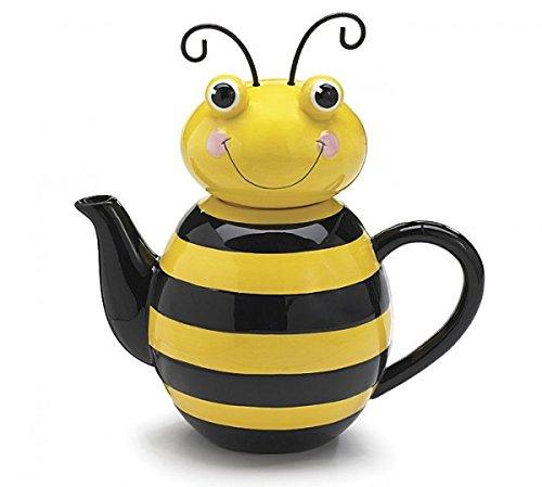 Teapot Honey Bee -Gift Basket