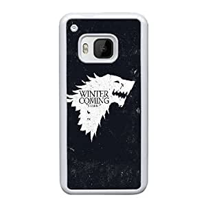 HTC One M9 Cell Phone Case White Game of Thrones ST1YL6715231