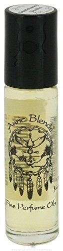 (Auric Blends - Fine Perfume Oil Roll On Sandalwood Vanilla - 0.33 oz.)