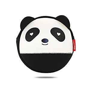 Nohoo Kids shoulder bag 3D Cute Zoo Cartoon School panda crossbody