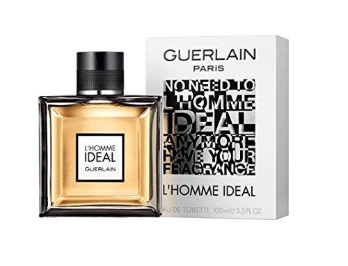 Guerlain L'Homme Ideal EDT Spray for Men, 1.6 Ounce ()