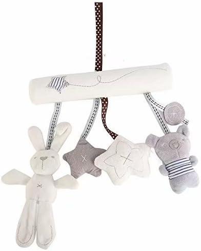 Doyeemei Bebé Mignon música de peluche para cochecito de bebé juguetes
