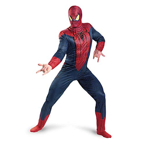 Disguise Marvel The Amazing Spider-Man 3D Movie Classic