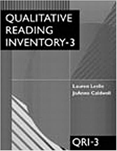 Download qualitative reading inventory 3 3rd edition pdf youtube.