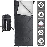 Best lightweight sleeping bag - FUNDANGO Lightweight Sleeping Bag Compact Waterproof Rectangular/Envelope Cozy Review